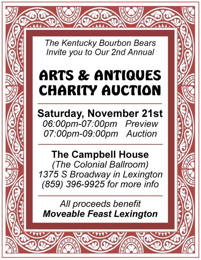 ARTS & ANTIQUES AUCTION 2015